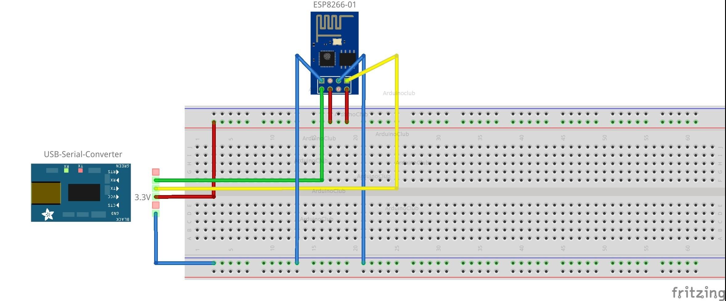 ESP8266-1_USB-TTL_Converter