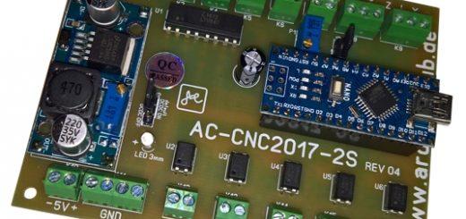 CNC Arduino Nano GRBL 1 1 EN - ArduinoClub